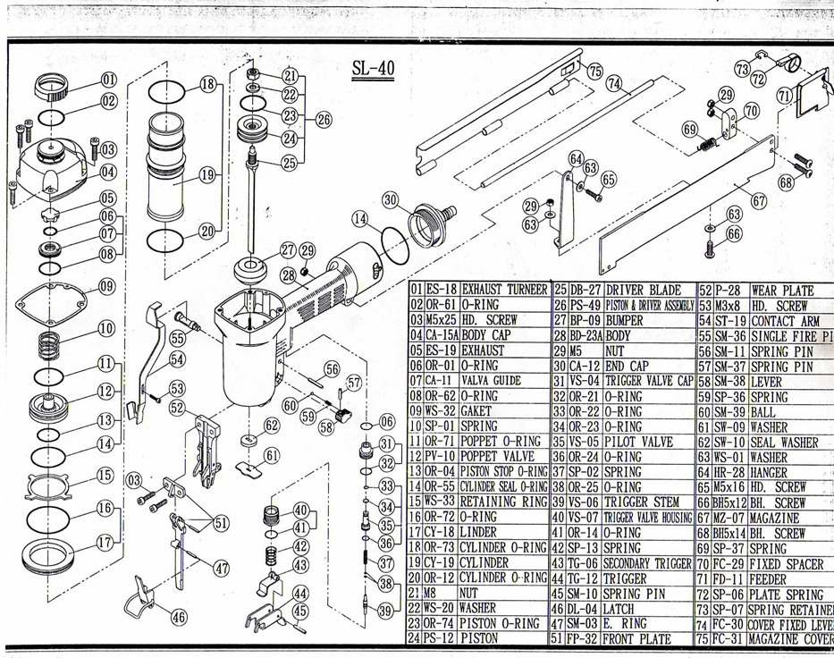 supco tool sl-40 supco 3 in 1 wiring diagram #12